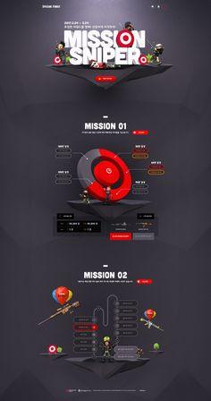 2017_Special Force_Mission Promotion on Behance Blog Layout, Web Layout, Layout Design, Free Web Design, App Design, Food Graphic Design, Ui Design Inspiration, Event Page, Ui Web