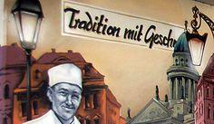 Konnopke's Imbiss:  Very good currywurst located 20 min walk NE of apartment in P-Berg.