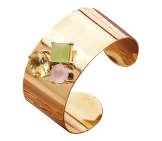 Pulsera Golden Shine. - #Cristian Lay Heeled Mules, Heels, Closet, Jewelry, Shopping, Bangle, Bangle Bracelets, Jewels, Accessories