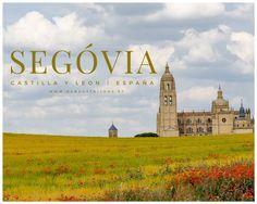 Um dia em Segóvia. Uma espécie de guia de viagem