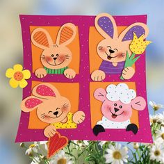Easter Bunny Legend and Easter Eggs Happy Easter, Easter Bunny, Easter Eggs, Spring Activities, Art Activities, Creative Kids, Creative Crafts, Easter Crafts, Crafts For Kids