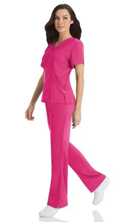 "Ultimate's 9577 ""Sophie"" Tunic in Primrose #urbane #scrubs ..."