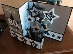 Z Fold 80th Birthday | docrafts.com
