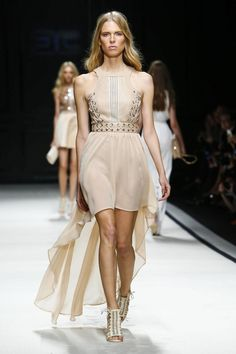 Elisabetta Franchi Ready To Wear Spring Summer 2016 Milan - NOWFASHION