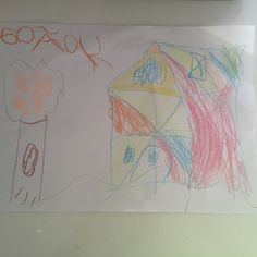 Made by João Kertesz, 5 years old; Artist Of The Day on 03/06/2015 • Art My Kid Made