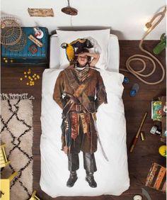 New kidsbedding Piraat by Snurk