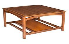 Custom Made Resolute Coffee Table