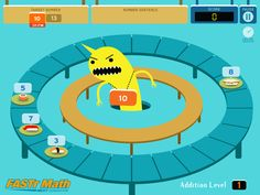 It's me, Matt from Digital: Divide & Conquer ,to share some of my favorite math apps for improving fact fluency (and making them more f...