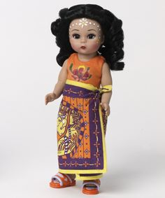 Madame Alexander Madagascar, International Doll - International