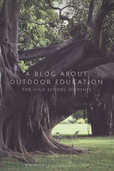 Outdoor Ed?! In High School?!  HOW CAN IT BE DONE RIGHT?!  Learn from a teacher who can show you the ropes - or at least show you how to tie them. In High School, High School Students, Outdoor Education, Ropes, Physics, At Least, Teacher, Tie, Cool Stuff