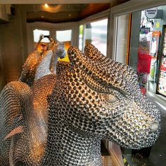 https://flic.kr/p/x1ohsi | Finally located Bling in the #Norwich market. Unfortunately we won't be completing the #gogodragons trail the Norwich IOS app upgrade broke the #gogodragons trail and we can no longer log dragon finds. Hope they get a fix out soon. #travel #instatraveller