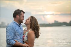 The Liberty Hotel - Boston Engagement Shoot - Tricia McCormack Photography