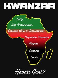 Kwanzaa by oddmetersam Diy Kwanzaa Decorations, 7 Principles Of Kwanzaa, Mad Scientist Costume, African Christmas, Happy Kwanzaa, African Life, African Proverb, Black Art Pictures, December Holidays