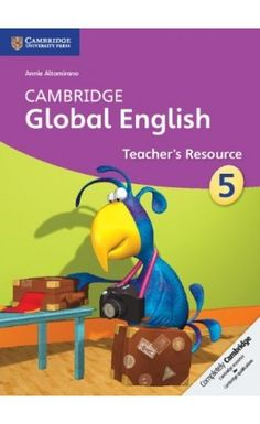 Teacher's Resource 5 provides step-by-step guidance notes for teachers for each lesson in every unit to support teaching the content of Learner's Book 5. Notes on Activity Book 5 are also included. ISBN: 9781107646124