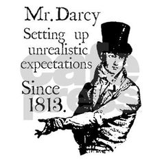 Mr. Darcy close up Light T-Shirt