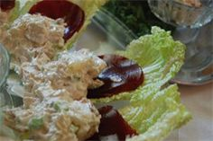 Kendal's Cranberry Chicken Salad Recipe