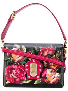 DOLCE & GABBANA . #dolcegabbana #bags #shoulder bags #leather #
