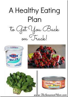 Clean eat plan