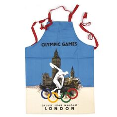 V Victoria Albert Museum > Main Section > Shop by theme > BRITISH DESIGN > 1948 Olympics Apron
