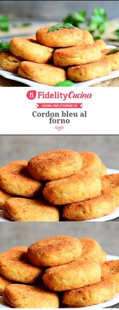 Cordon bleu al forno