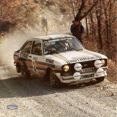 Ari Vatanen kicking up dust! #Racing #Speed #Power #Performance #OffRoad #Adventure #Action