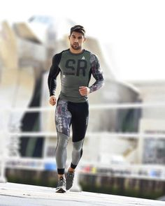 Running or Workout Gear – Fashion Trends 2019 Workout Gear For Men, Workout Wear, Workout Clothes For Men, Funky Outfits, Sport Outfits, Sport Fashion, Fitness Fashion, Mens Fashion, Mens Leotard