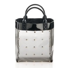 The Studded Work Tote by ShoeMint.com, $79.98  (This kind of handbag is great for going to concerts where they check your bags)