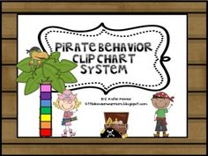 This Pirate themed bahavior sysytem is based on the clip chart behavior management system by Rick Morris. This system promotes positive behavior ch. Pirate Decor, Pirate Theme, Classroom Rewards, Classroom Themes, Behavior Management System, Classroom Management, Student Agenda, Teach Like A Pirate, Behavior Clip Charts