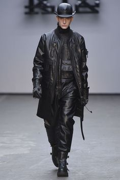KTZ Men's RTW Fall 2015 - Slideshow