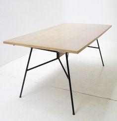 designbinge:  french dining table by Eugene Gaillard