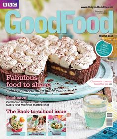 BBC Good Food ME - 2013 Sept