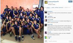 Una de las cualidades del seleccionado colombiano es la unión y amistad de sus jugadores. En sus cuentas de Twitter constantemente montan fotos de sus convocatorias.