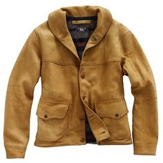 [RRL/Walker Leather Jacket]アメカジ ファッション|ヴィンテージ ファッション|ジェイクルー