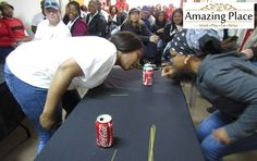 DBSA Minute to Win It and SA Mini Olympics Event | The Amazing Place