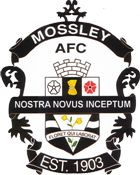 Mossley Association Football Club are an English football club from the town of Mossley, Greater Manchester, currently playing in the Northern Premier League Division One North. They were founded in 1903 and are nicknamed the Lilywhites, owing to their colours (white shirts, black shorts and black stockings). They play at Seel Park.