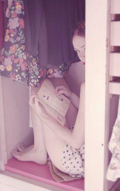 Lolita, luz de mi vida. Fuego de mis entrañas. by Lupe Bracaccini, via Behance