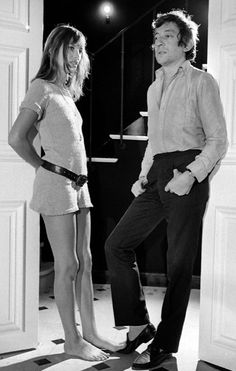 EVERYTHING AND COOL- Jane Birkin and Serge Gainsbourg - Mark D. Sikes: Chic People, Glamorous Places, Stylish Things