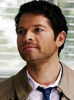 Castiel. Misha Collins is THE most perfect person on earth