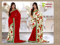 It feels ecstatic to present to you an illustrative Designer Printed Sarees. Manufactured with high quality cotton fabric and modern machines, under the guidance of skilled professionals, our designer printed sarees are widely acclaimed for colorfastness, resistance to shrinkage and flawless finish. Features: * Commendable finishing * High colorfastness * Designed elegantly