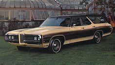 1969 Pontiac Executive Safari Station Wagon