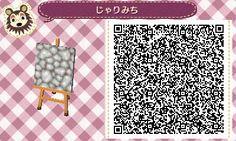 Cobble Stones - Animal Crossing New Leaf QR Code