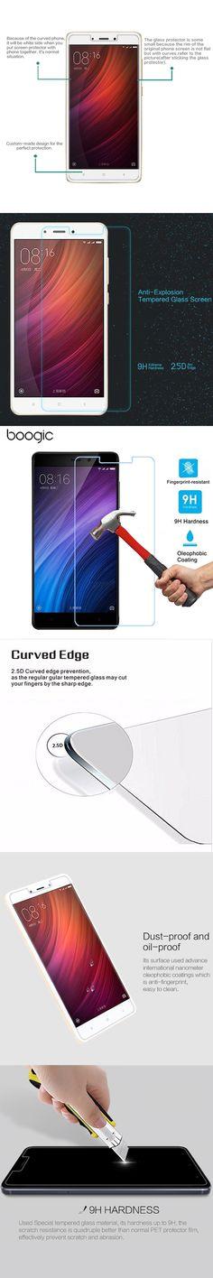 For Xiaomi Redmi 4X Tempered glass Screen Protector 9 H For Redmi 4x glass Clear Phone glass for Xiaomi Redmi 4 x 5.0 Film