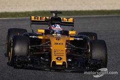 Jolyon Palmer, Renault Sport F1 Team RS17, Barcelona pre-season testing II
