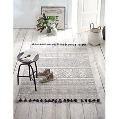 teppich used look baumwolle katalogbild ideen rund ums. Black Bedroom Furniture Sets. Home Design Ideas