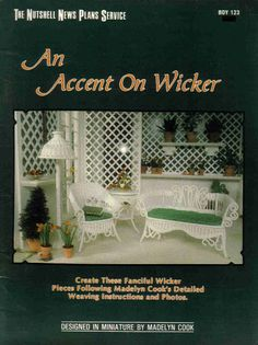An accent on wicker - Kate - Picasa Web Albums