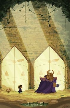 Castle with Asgore