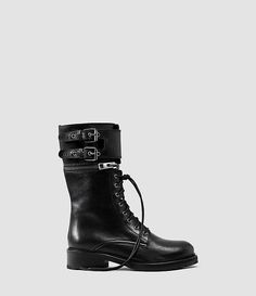 Womens Damis Boot (Black) - product_image_alt_text_1