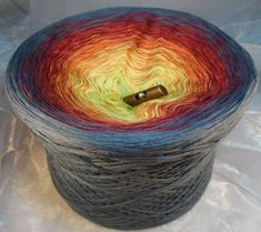 Rosa Rose, Types Of Yarn, Yarn Colors, Orange, Knitting, Crochet, India, Dyeing Yarn, Templates