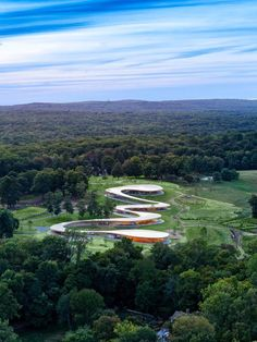 Grace Farms Complex Unveils SANAA-Designed Building Amidst Nature Preserve