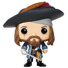Figurine Barbossa (Pirates Of The Caribbean) - Figurine Funko Pop http://figurinepop.com/barbossa-pirates-of-the-caribbean-funko